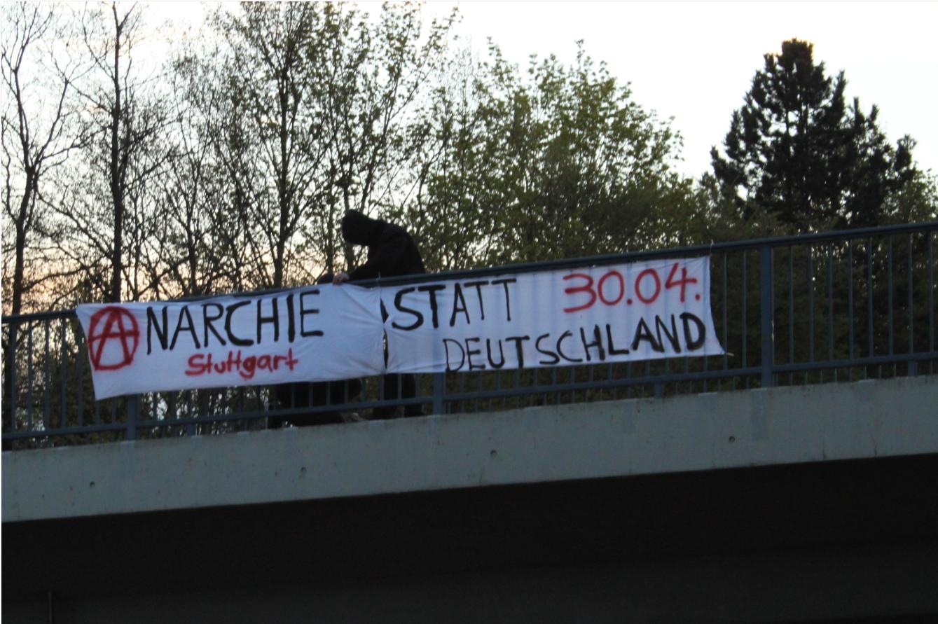 Mobi Aktion In Ulm Gegen Den Bundesprogrammparteitag Der Afd
